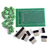 WINGONEER Prototype Screw / Terminal Block Shield Board Kit For Arduino MEGA 2560 R3 DIY