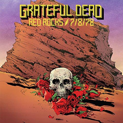 Red Rocks Amphitheatre,Morrison,Co 7/8/78