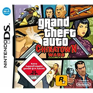 Grand Theft Auto – Chinatown Wars