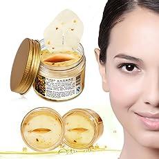 Oro Osmanto collagene maschera, Bioaqua Ageless idratante anti rughe trattamento Dark Circle Eye Mask–80pezzi per 1pezzi