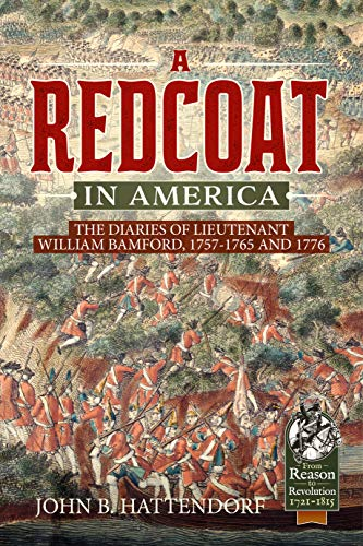 Redcoat in America (From Reason to Revolution)