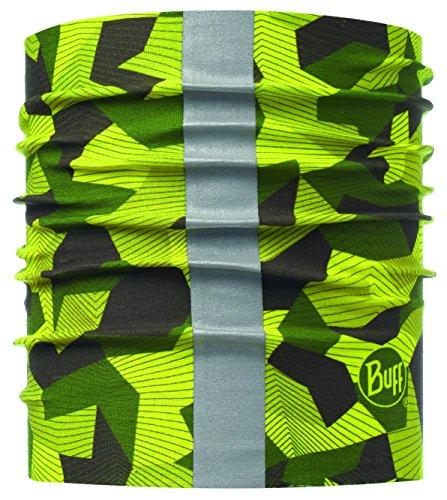 Original Buff 115232.845.20.00 Tubular para Perro, Hombre, Verde, Talla Única