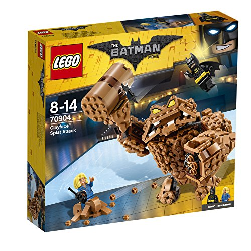 Preisvergleich Produktbild The LEGO Batman Movie 70904 - Clayface: Matsch-Attacke