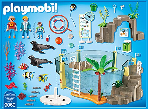 PLAYMOBIL 9060 - Meeresaquarium - 3
