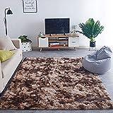 Tany Shaggy Teppich,Wohnzimmer Teppich,Pastell Farben,Anti-Schimmel, leicht zu reinigen,Geeignet für Wohnzimmer,Schlafzimmer,Balkon, Flur,DREI Farben und mehrere Größen,02,120 * 200CM