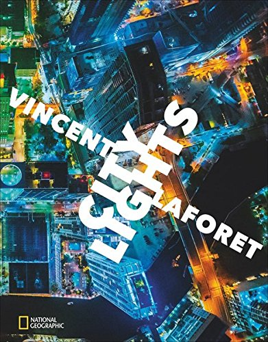 Bildband Metropolen von oben: City Lights – Metropolen bei Nacht. Pulitzer-Preisträger Vincent Laforet zeigt Städte von oben: Lichter der Stadt in London, New York, Barcelona, Berlin und mehr. - Partnerlink