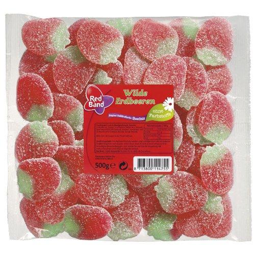Red Band Wilde Erdbeeren 500g