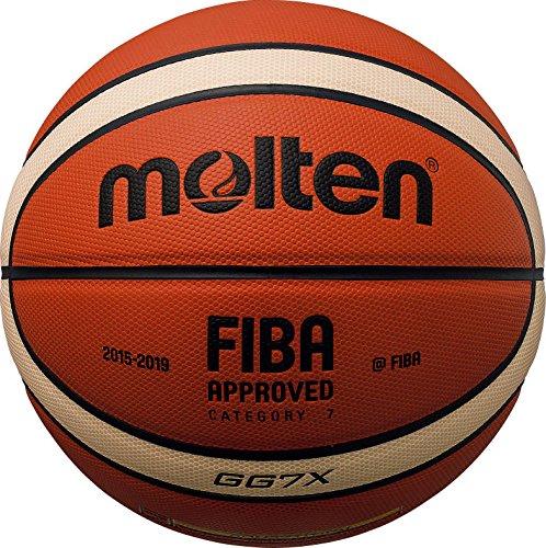 MOLTEN BGG Parallel Pebble - Balón Baloncesto Talla