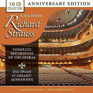 Strauss: Operas (Complete Recordings)