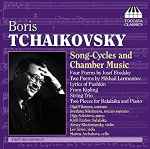 Song-Cycles And Chamber Music