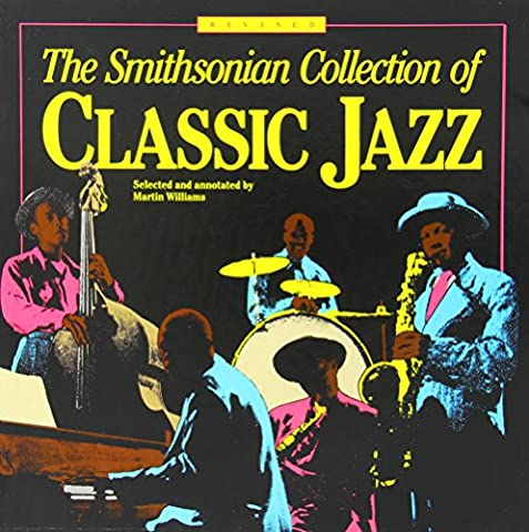 Smithsonian Collection of Classic Jazz (+ 7 LPs)