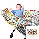 2-in-1 Shopping Cart Cover | High Chair Cover - Best Reviews Guide