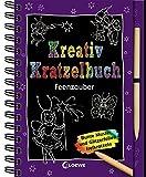 Kreativ-Kratzelbuch: Feenzauber