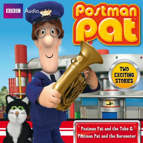 Image of Postman Pat and the Tuba & Postman Pat and the Barometer