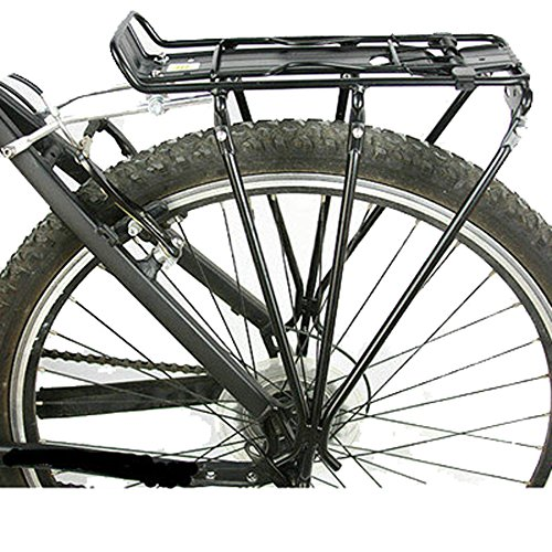 V Disco Freno V-Brake strada mountain bike bicicletta posteriore in lega porta Corriere Pannier - Suv Trailer Hitch