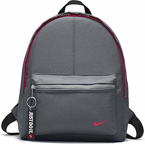 Nike y Classic Base Bkpk Mochila Unisex, Multicolor (Cool grey /Racer pink), S