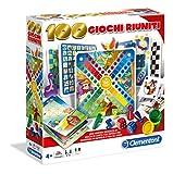 Clementoni 12952 - 100 Giochi Riuniti