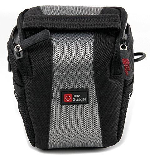 Bsa-rucksack (DuraGadget weich gepolsterte Tasche für Anker Mini Portable Bluetooth Speaker | MP141 tragbare Bluetooth Lautsprecher (115 x 100 x 90 mm))