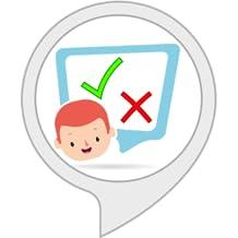 Kinderquiz: Richtig oder Falsch?