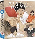 Ping Pong - Collector's Edition [Dual Format] [Blu-ray] [UK Import]
