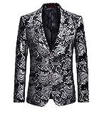Veste de Costume Homme Blazer d'affaires Mariage décontraction-Costume Homme-Moderne