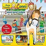 Meine Freundin Conni - Hörspiel zur TV-Serie: 06: Conni lernt Reiten/Strand/in den Bergen/Musik
