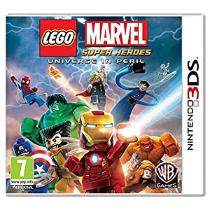 3DS LEGO MARVEL: Super Heroes (PEGI)