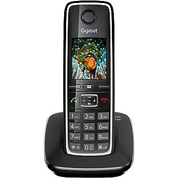 Gigaset C530 Téléphone Sans fil Noir