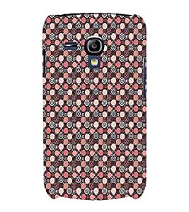 Print Masti Designer Back Case Cover for Samsung Galaxy S Duos 2 S7582 :: Samsung Galaxy Trend Plus S7580 (abstract round vector wheel ethnic )