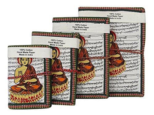handgemachte-printed-abdeckung-notizbuch-journal-papier-tagebuch-recycling-memo-los-4-stuck