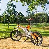 RICH BIT RT 730 Elektrisches Fahrrad LCD intelligentes elektrisches Fahrrad eBike faltendes Fahrrad Radfahren 250W * 48V 8Ah LG Batterie-Scheibenbremse 20 Zoll Rad Stadt tauschen Fahrrad Shimano Derailleur 7-Geschwindigkeit