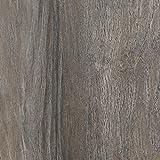 BODENMEISTER BM75001 klick Laminat-Boden Holzoptik, Dielenoptik Eiche grau, 1375 x 188 x 12 mm