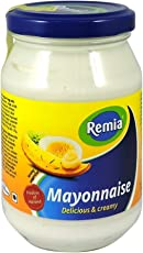 Remia Delicious & Creamy Mayonnaise, 241 gm ( Pack of 2 )