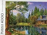 Trefl TRF45005 - Puzzle Idillio Serale immagine