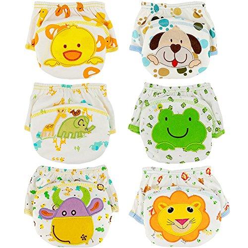 Tongchou Baby Jungen LernWindel Trainerhosen Unterwasche Windelhoschen Toilettentraining Size 90