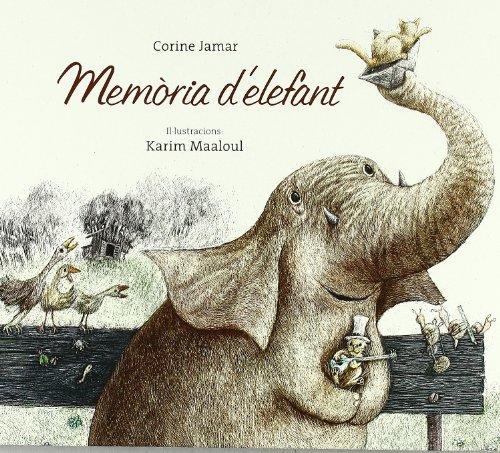 Memòria d'elefant (Álbumes ilustrados)