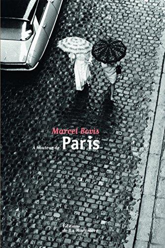 A hauteur de Paris par Marcel Bovis