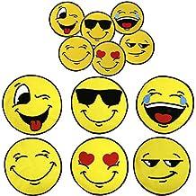 6x mágico Juego de toallas de mano Emoji Smiley Magic Towel 30x 30emojicon Smile sonriente