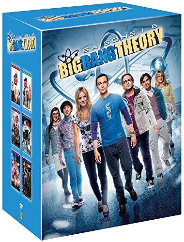 The Big Bang Theory - Saisons 1 à 6, DVD/BluRay