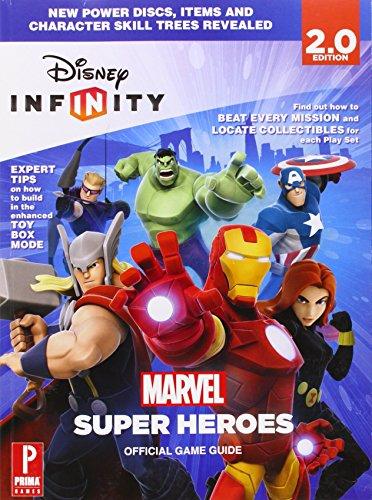 Disney Infinity: Marvel Super Heroes: Prima Official Game Guide (Prima Official Game Guides) por Michael Knight