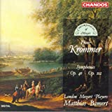Krommer: Symphonies Nos. 2 and 4