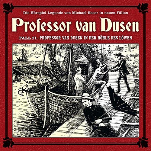 Prof. van Dusen - Die neuen Fälle (11) Prof. van Dusen in der Höhle des Löwen - Allscore Media / Romantruhe 2017