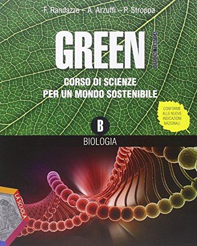 Green. Ediz. plus. Per la Scuola media. Con e-book. Con espansione online: 2