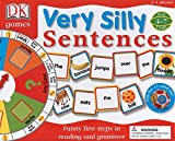 DK Toys & Games: Very Silly Sentences: Funny First Steps in Reading...