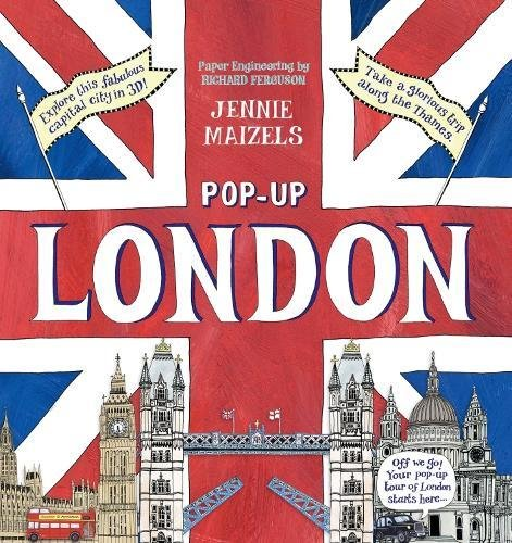 Pop-up London por Jennie Maizels