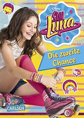 Preisvergleich Produktbild Disney Soy Luna: Soy Luna - Die zweite Chance: Band 2