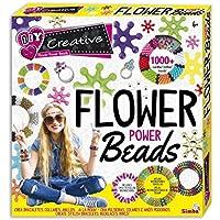 Flower Power - Creative - Set 1000 Cuentas  (Simba Dickie 5953022)