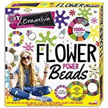 Flower Power - Creative - Set 1000 cuentas  (Simba Dickie 5953022)