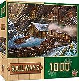 When Gold Ran the Rails: Railways