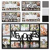Jago Bilderrahmen Collage Collagenrahmen Fotorahmen in verschiedenen Designs und Farben